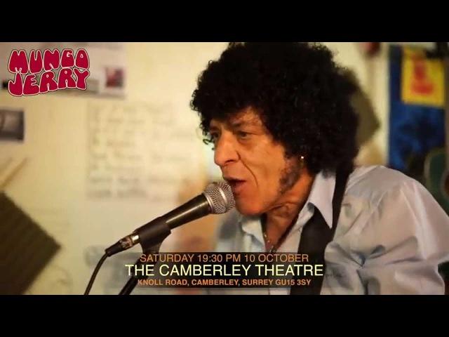 CAMBERLY GIG REHEARSAL / MUNGO JERRY WILD LOVE