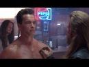Т-800 против байкеров в баре — «Терминатор 2 Судный день» 1991 сцена 1/10 HD