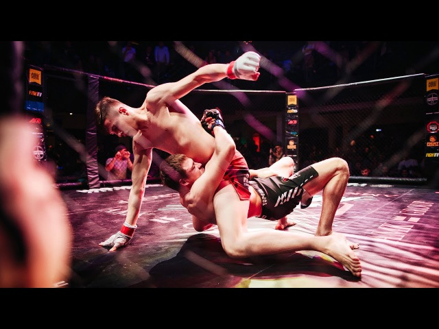 Отключился в клетке MMA Фанаты Скруджи Женя в гостях