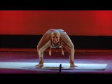 Jordan Mcknight.Amazing Young Contortionist Performs Contortion Show in Japan