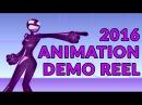 Ben Halstead - 2016 2D Demo Reel