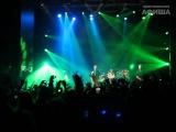 Группа Skillet - Awake and Alive, It's not me it's you, ГлавCLUB, СПб, 2011