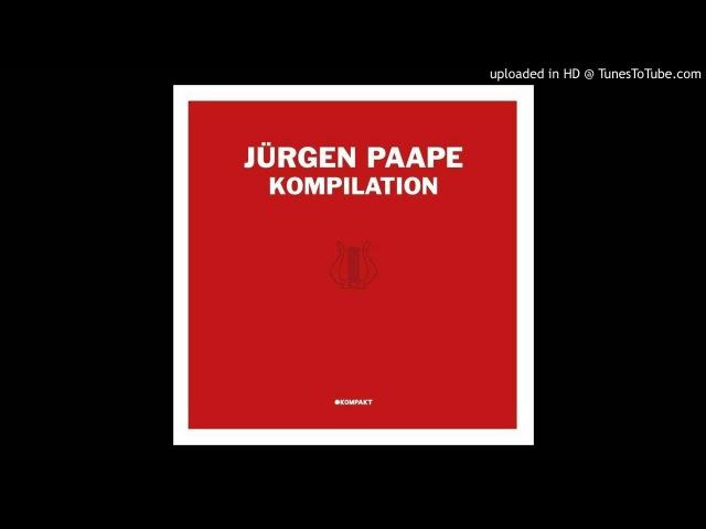 Jurgen Paape~Mit Dir Original Mix