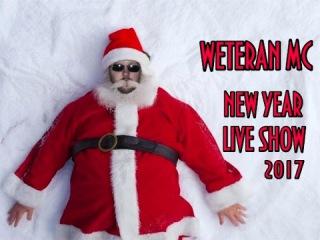 WETERAN MC - Бабье лето (cover) / Новогоднее LIVE Выступление 2017