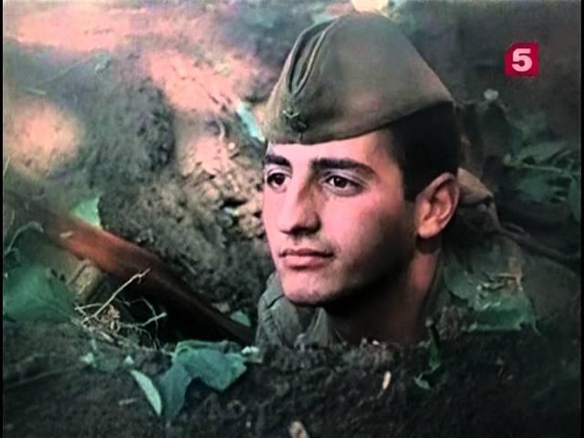 Фильмы о войне Сто солдат и две Девушки.
