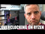 Has AMD Ryzen 1800X Overclocking improved since launch