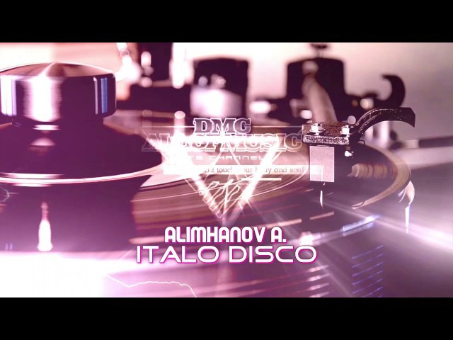 Alimhanov A - Italo Disco (that's all)