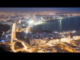 Time Lapse Agadir Morocco 2015 | كورنيش أگاديرصيفا سحر لا يوصف