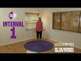 ВИИТ для начинающих: низкоударная, жиросжигающая интервальная кардио-ходьба. HIIT for Beginners: Walking Interval Cardio Workout, Low Impact, Fat Burning