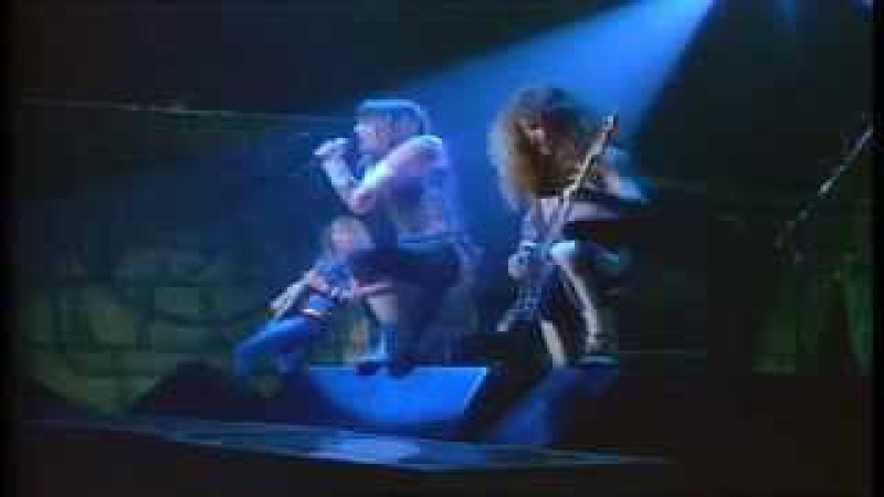 Iron Maiden - Rime Of The Ancient Mariner -Live After Death HD