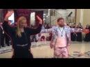 Рамзан Кадыров Танцует с Татьяной Навкой Ловзар Чеченская Лезгинка 2017 Танцует с Дочкой Айшат