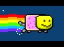 Nyan Cat but every Nyan is the Roblox Death Sound
