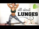 Booty Lifting Lunge Exercises BETTER THAN SQUATS by Vicky Justiz