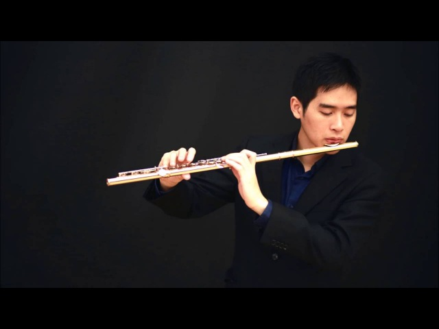 F. Kuhlau - Fantasie for flute solo, Op.38, No.1 D-dur (Chien-Chun Hung洪健鈞)