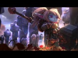 Poppy Login Screen Animation Theme Intro Music Song Official League of Legends