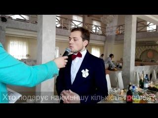 Інтервю з гостями, 9 жовтня 2016, (м.Збараж)   Ведучий Андрій Мельник