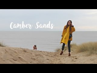 1 Day in Camber Sands.