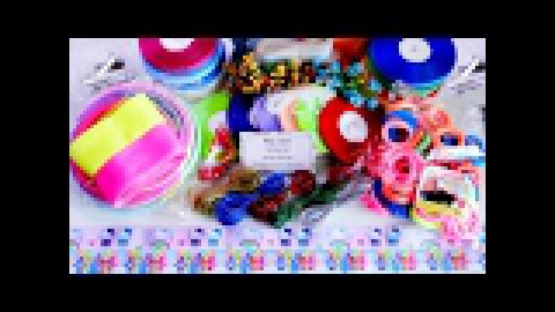 Обзор покупки материалов для рукоделия | Канзаши