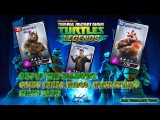 TMNT Legends - Casey Jones, Bebop, Rocksteady - Out of the Shadows - First Look