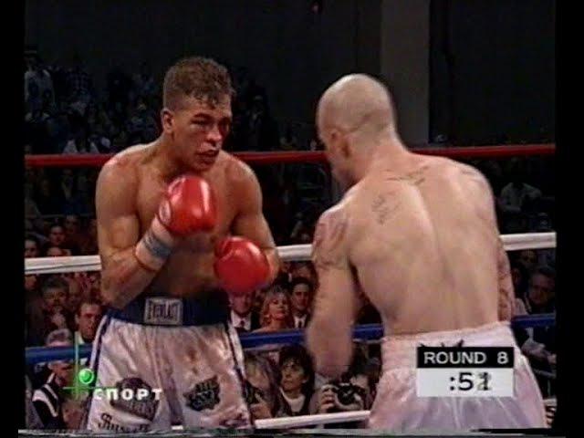Arturo Gatti vs Angel Manfredy(Вл.Гендлин ст)Артуро Гатти-Энджел Манфриди