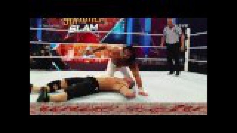 [WWE 24TV] | John Cena vs Seth Rollins | wwe 2015 summerslam highlights HD