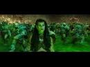 Гул'дан открывает портал. Вторжение в мир людей. Варкрафт. Warcraft 2016