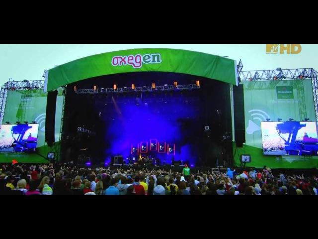 Snow Patrol - Run (Live @ Oxegen 2009)