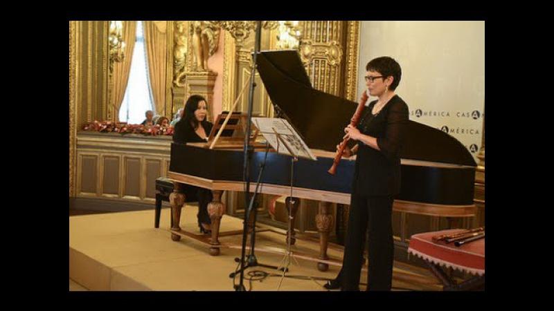 Música barroca del Perú y Europa, a cargo del dúo Lopera