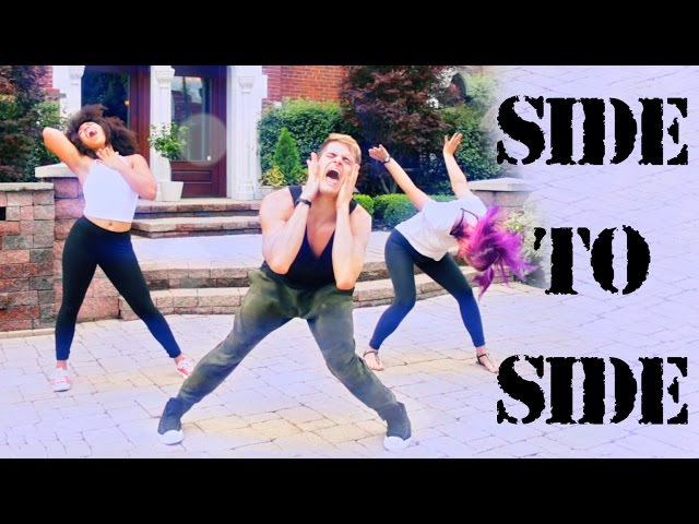Ariana Grande - Side To Side | The Fitness Marshall | Cardio Concert