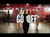 M.I.A. - Go Off  Kyle Hanagami Choreography