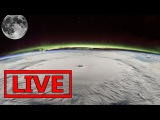 NASA Live Stream - Earth From Space (Full Screen) ISS LIVE FEED - Debunk Flat Earth