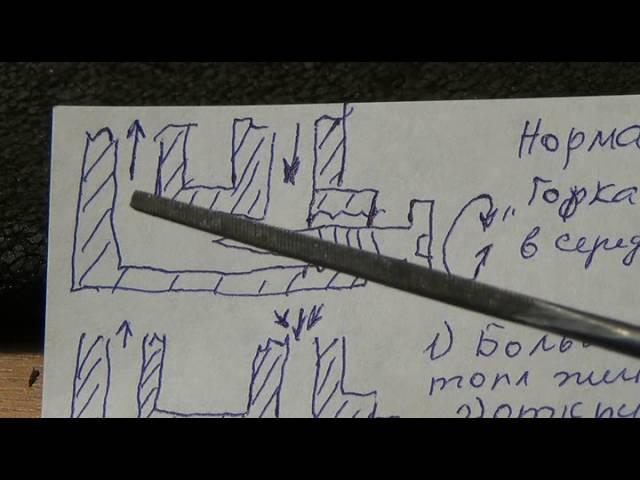 Ремонт карбюратора подбор топл жиклера системы ХХ