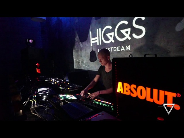 Stefan Vincent - HIGGS X Dynamic Reflection Labelnight - ADE 2016