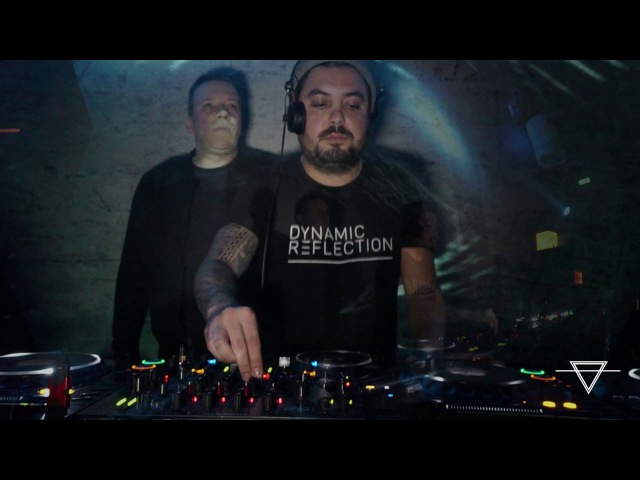 Abstract Division - HIGGS X Dynamic Reflection Labelnight - ADE 2016