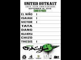 Round 1 Crazy 8s United Outkast 10 Year Anniversary Pro Breaking Tour BNC