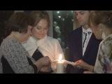 Семейный очаг. Красивый свадебный обряд. Wedding traditions. Hochzeit Traditionen. 結婚式の伝統
