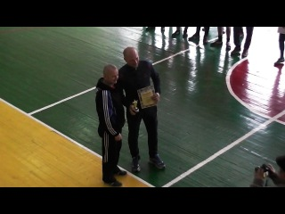 Стриженко Олександр - кращий бомбардир Зимового кубку з футзалу 2017