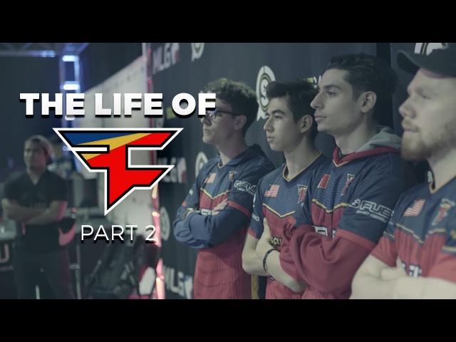 Life of FaZe: MLG Dallas 2017