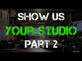 Show Us Your Studio Pt. 2 - Warren Huart Produce Like A Pro.