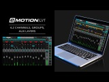 eMotion LV1 Tutorial 4.2: Mixer Window – Channels, Groups, Aux Layers