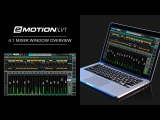 eMotion LV1 Tutorial 4.1: Mixer Window Overview