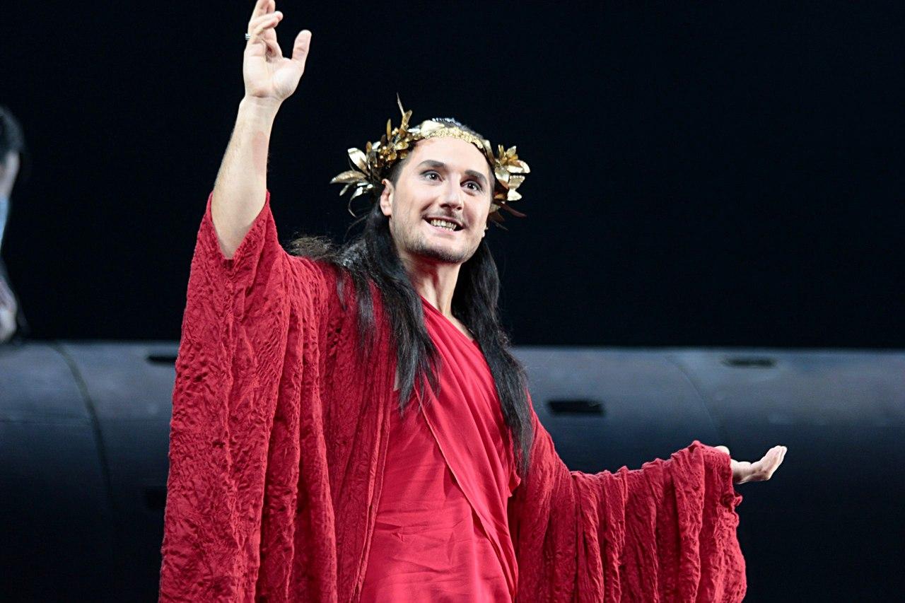 Концерт артистов Молодежной оперной программы Большого театра и Фонда Лучано Паваротти