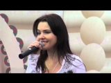 Певица Анетта на день города Москва Концерт в усадьбе деда мороза