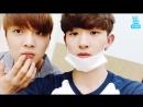 20170511 ROMEO (로미오) - 'Yunsung Milo (Hangout)' in Naver V-App