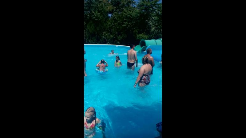 аквапарк Зурбаган 16 июля 2017