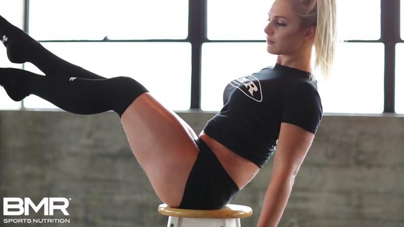 Beautiful Fitness Model IFBB Pro Sandra Jokic Photoshoot