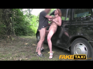 - faketaxi she pays off her debt balls deep