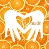 """Апельсиновый """"Ярmade"""" благотворительный марафон"""