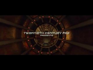 Заставка Люди Икс - Апокалипсис под музыку из мульта (VHS Video)