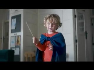 Google выпустил ролик о волшебном заклинании